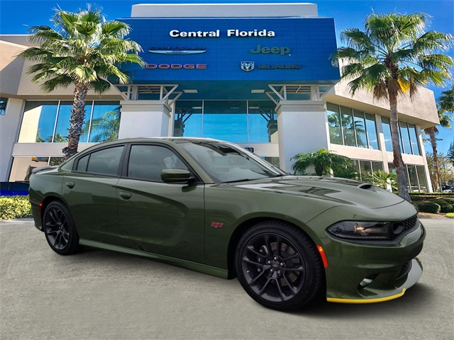 2020 dodge charger rt