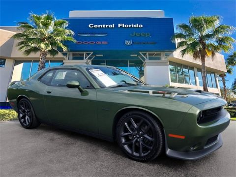 Certified Pre-Owned 2019 Dodge Challenger R/T