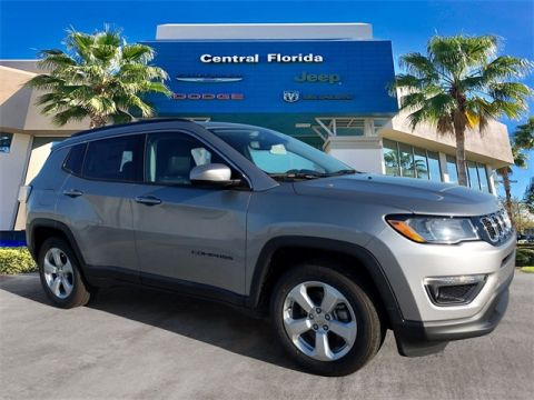 New 2020 JEEP Compass Latitude